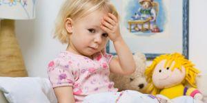 Chore dzickco w przedszkolu
