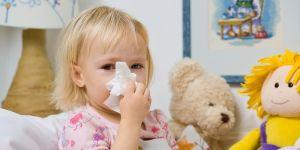 chore dzieci w przedszkolu