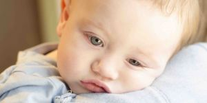 Chore niemowlę