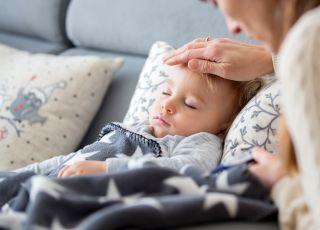 choroba, dziecko, koronawirus