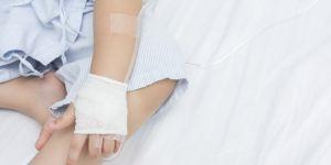 Chory na białaczkę chłopiec zmarł na odrę