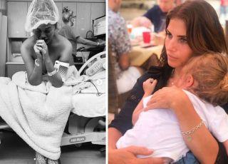 Chrissy Teigen straciła dziecko, Weronika Rosati przyznała, że zna ten ból