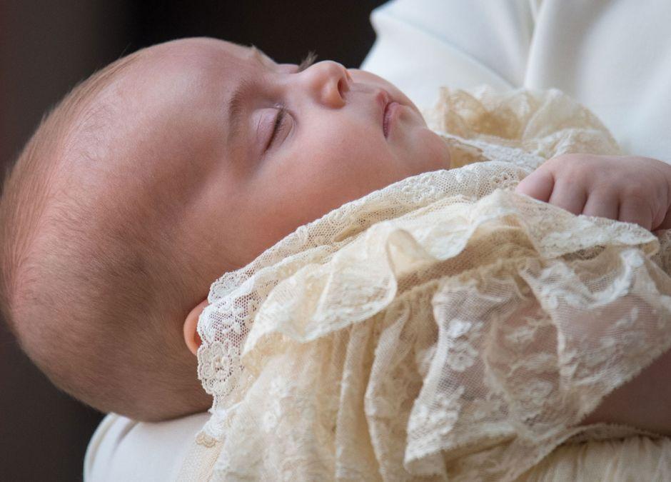 Chrzest księcia Louisa