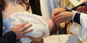 chrzest święty