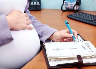 ciąża, praca, urlop, prawo dla ciążarnych