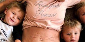 Ciało po porodzie