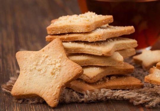 Ciasteczka świąteczne dla dzieci