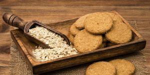 Ciastka owsiane dla dziecka z alergią na białko krowie - przepisy na Babyonline.pl