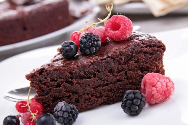 desery dla dzieci brownie
