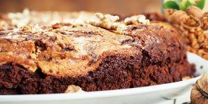 Ciasto z orzechami - przepis na ciasto orzechowe