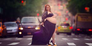 ciąża, brzuch, ciężarna