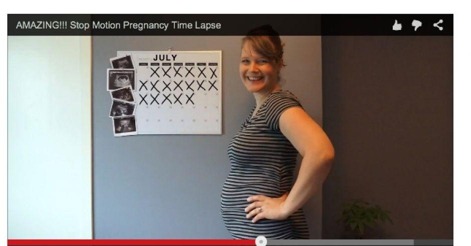 Ciąża dzień po dniu - film Jonathana Goebela