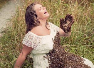 Ciąża i pszczoły