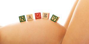 ciąża, imię dla dziecka