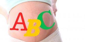 ciąża, kobieta, brzuszek