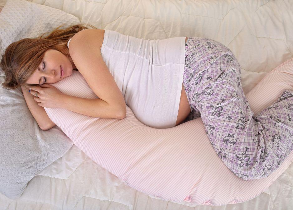 Twardy brzuch przed porodem