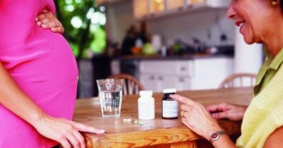 ciąża, tabletki