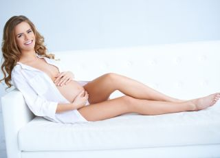 ciąża, uroda w ciąży, relaks w ciąży