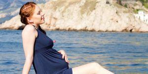 ciąża, wakacje w ciąży, podróże w ciązy, wyjazdy w ciąży, morze, lato w ciąży, opalanie w ciąży, pływanie, dieta w ciąży