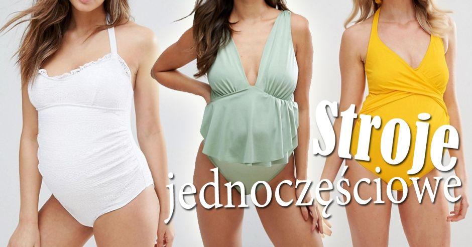 Tankini, bikini czy jednoczęściowy strój dla ciężarnej