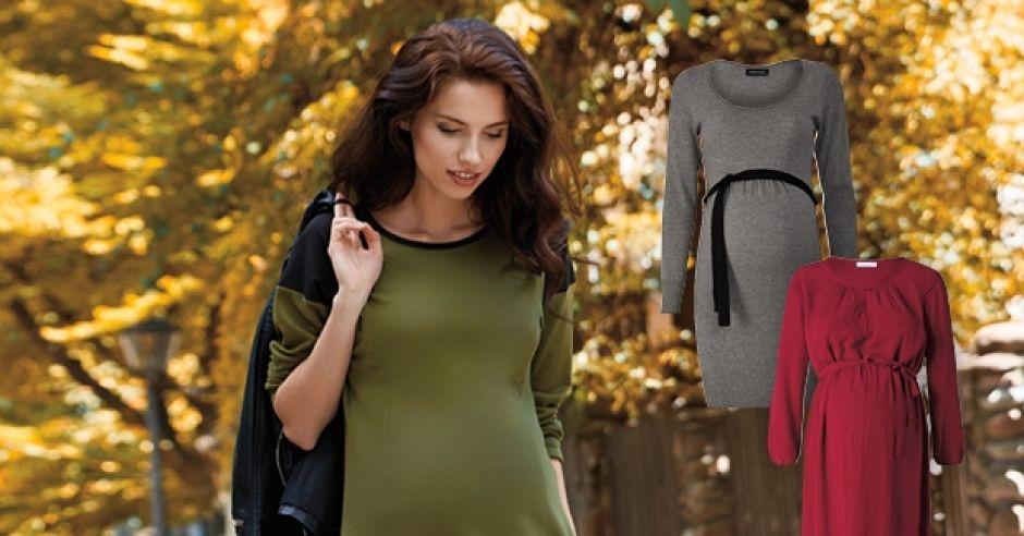ciążowe sukienki