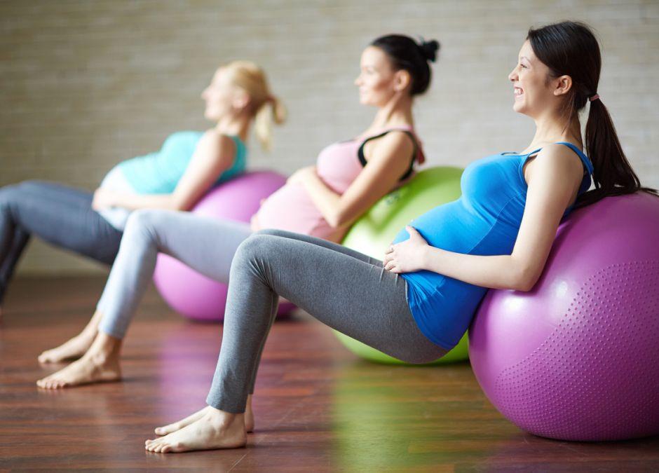co ćwiczyć w ciąży