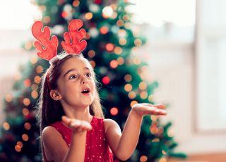 co dzieci lubią w świętach?