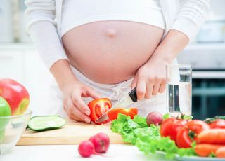 co jeść w 3 trymestrze ciąży