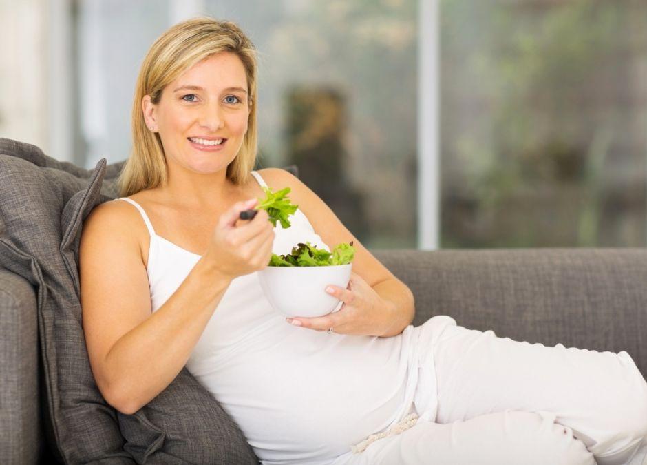 co jeść w ciąży