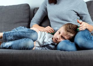 co na ból brzucha u dziecka
