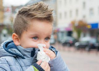 co na przeziębienie u dziecka