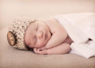 Jak rozwija się miesięczne niemowlę? - test