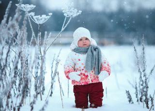 Co robić, żeby dziecku nie było zimno?