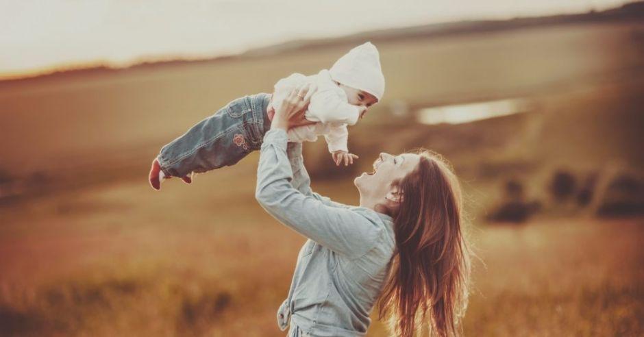 Co to znaczy być szczęśliwą mamą