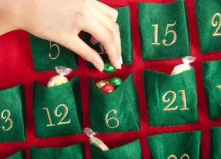 Co włożyć do kalendarza adwentowego?