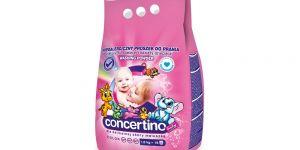 Concertino baby, proszek do prania, proszek do prania dla niemowląt