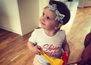 córeczka Otylii Jędrzejczak skończyła już rok jaki torcik wybrała mama