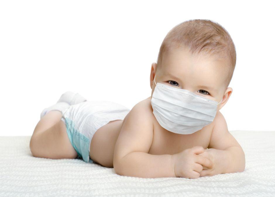 Covid koronawirus u niemowląt