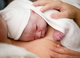 Cud narodzin w Łodzi. Nie miała szans na zajście w ciążę, a urodziła zdrową córkę