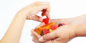 cukierki, słodycze