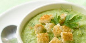 cukinia, zupa, zupa - krem, zupa z cukinii, warzywa, zielona zupa