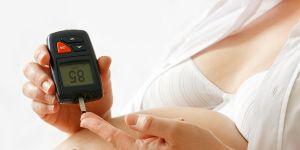Cukrzyca w ciaży, pomiar glukozy/ ciąża, cukrzyca, glukoza we krwi