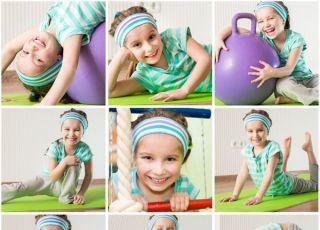 Ćwiczenia dla dzieci