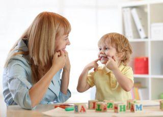 Ćwiczenia logopedyczne dla 3-latka