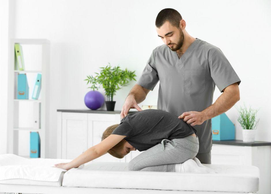 ćwiczenia na skoliozę