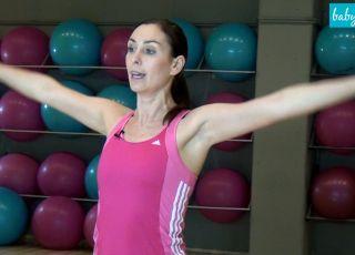 Ćwiczenia przed ciążą – rozgrzewka