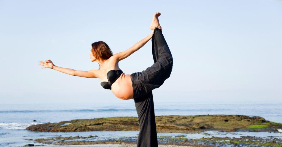 Ćwiczenia w ciąży