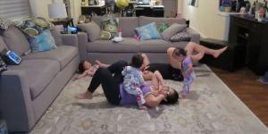 """Ćwiczenia z dziećmi/ Blog """"It a Judy Life"""""""
