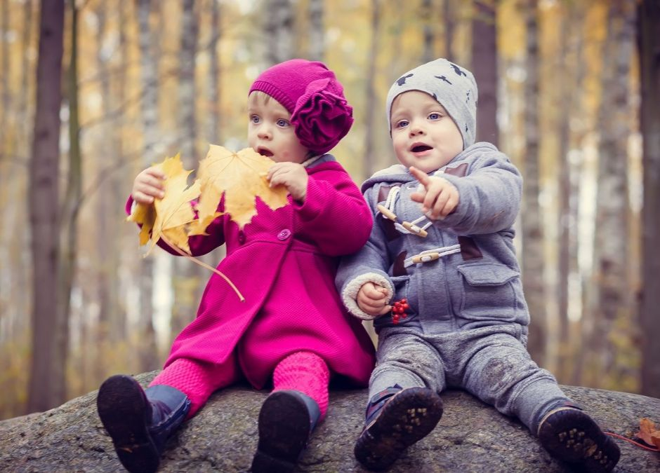 Czapki na jesień dla dzieci