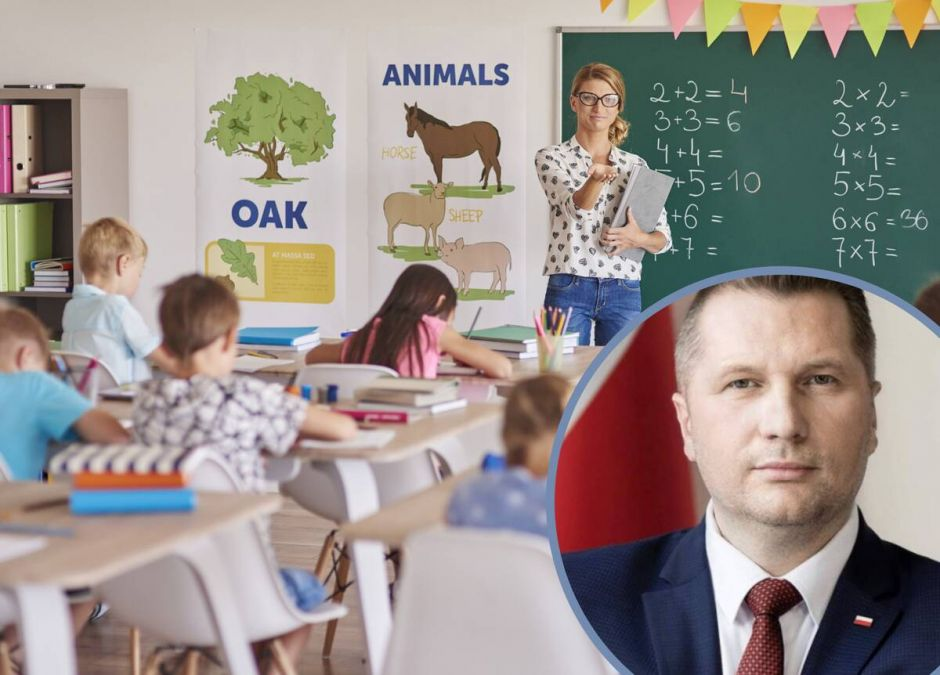 Czarnek zmiany w edukacji